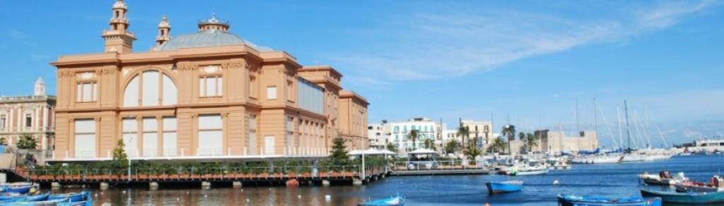 À partir de 4€ par jour Location de voiture Bari Palese Aéroport