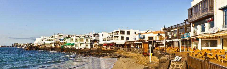 Ab 14€ pro Tag Mietwagen Playa Blanca-Lanzarote