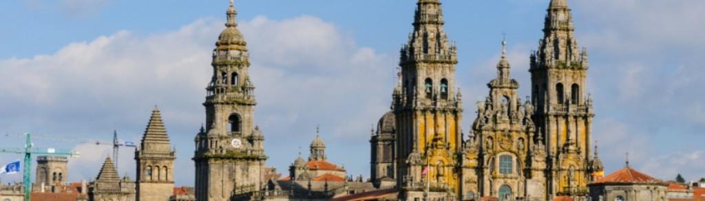 Ab 4€ pro Tag Mietwagen Santiago de Compostela