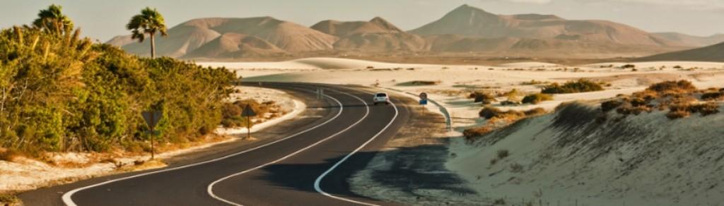 Vanaf €7 per dag Autohuur Fuerteventura