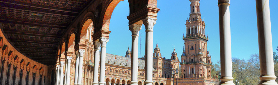 Ab 4€ pro Tag Mietwagen Sevilla Flughafen
