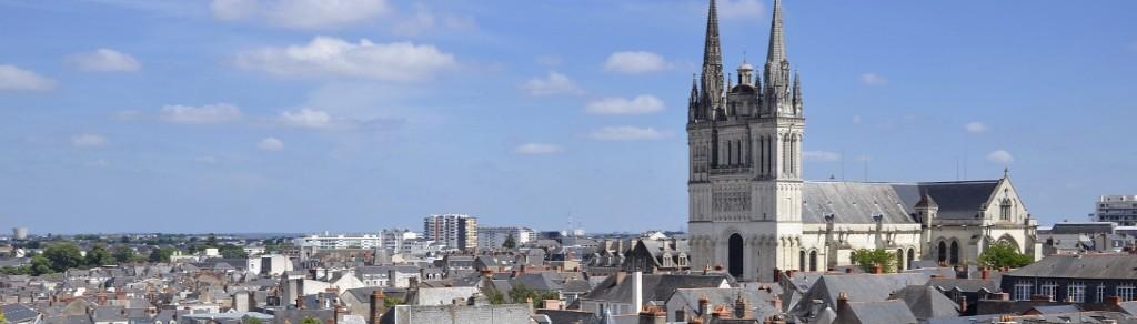 À partir de 16€ par jour Location de voiture Angers