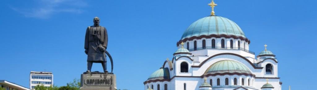 Ab 16€ pro Tag Mietwagen Belgrad