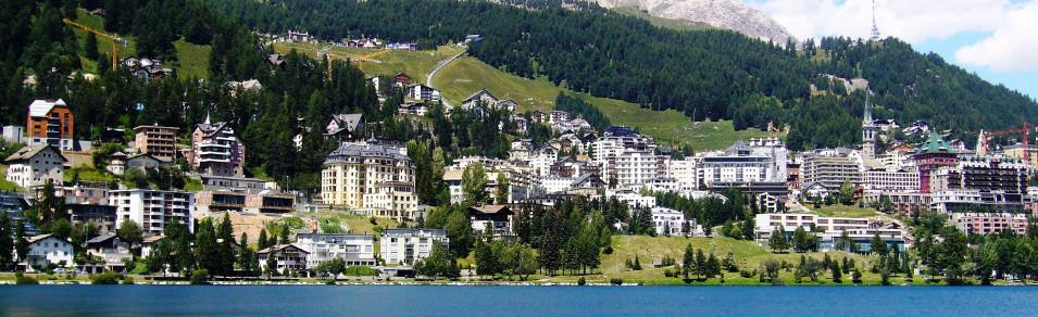 Mietwagen St. Moritz