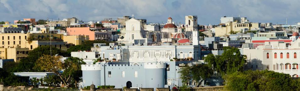 Ab 22€ pro Tag Mietwagen San Juan Puerto Rico