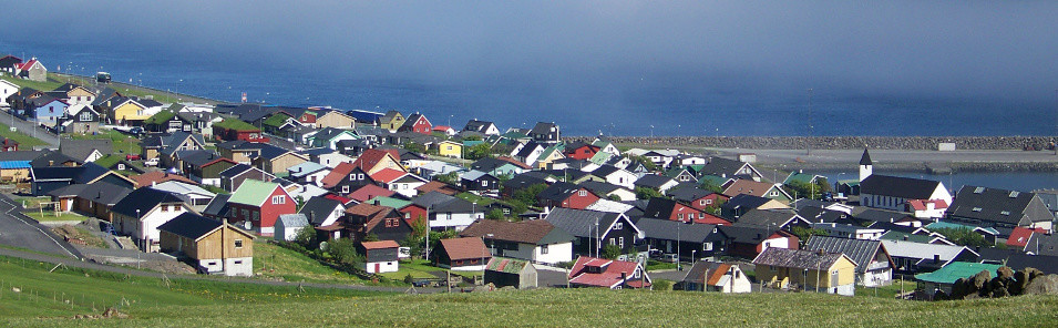 Mietwagen Färöer Inseln