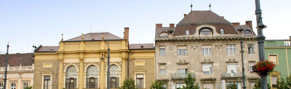 Alquiler de coches Debrecen