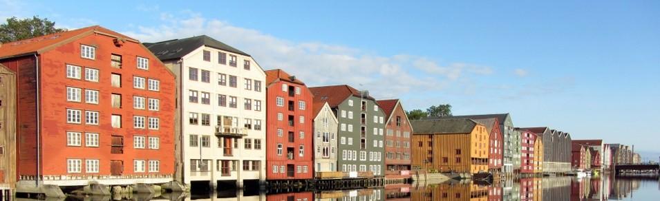 da 38€ al giorno Noleggio auto Trondheim