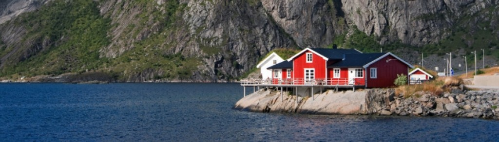 da 16€ al giorno Noleggio auto Bergen (NO)