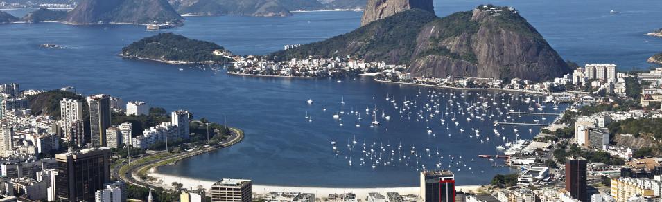 desde 12€ por día Alquiler de coches Río de Janeiro