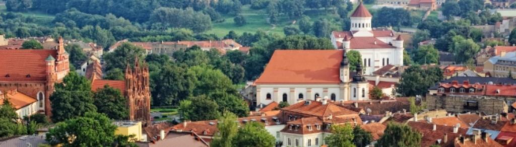Ab 10€ pro Tag Mietwagen Vilnius