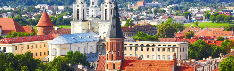 Alquiler de coches Kaunas