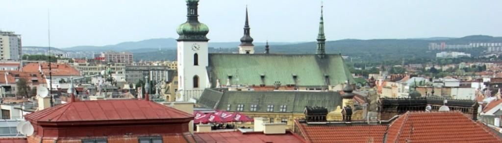 Alquiler de coches Brno