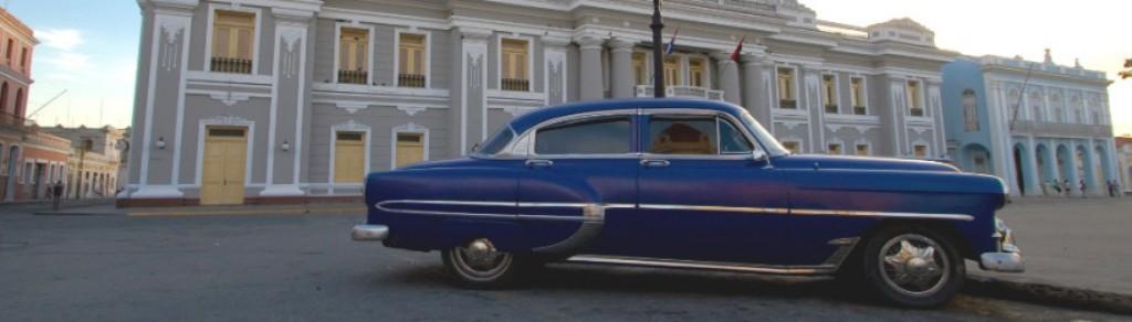 Noleggio auto Cuba