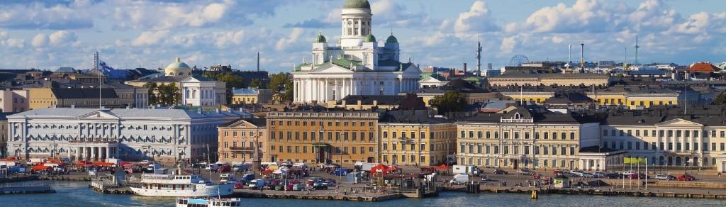 Ab 24€ pro Tag Mietwagen Helsinki Flughafen