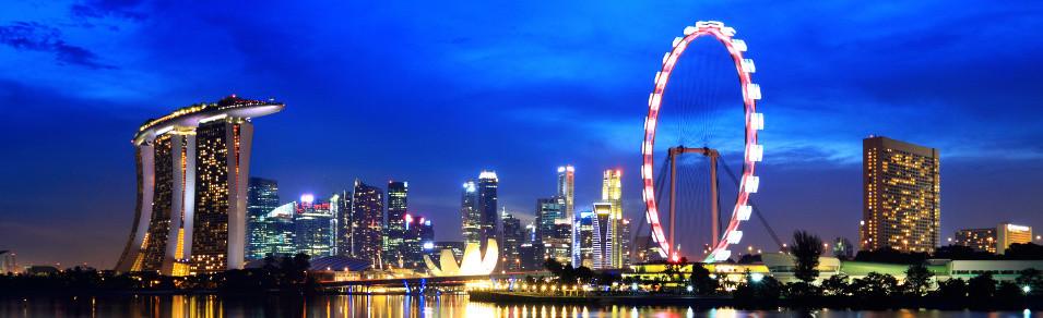 Mietwagen Singapur