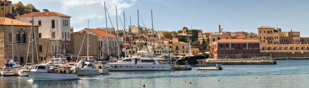 Ab 6€ pro Tag Mietwagen Canea (Creta)